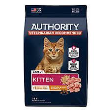 Authority® Kitten Food - Chicken & Rice