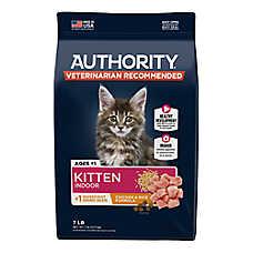 Authority® Indoor Kitten Food - Chicken & Rice