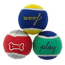 ED Ellen DeGeneres Tennis Balls - 3 Pack