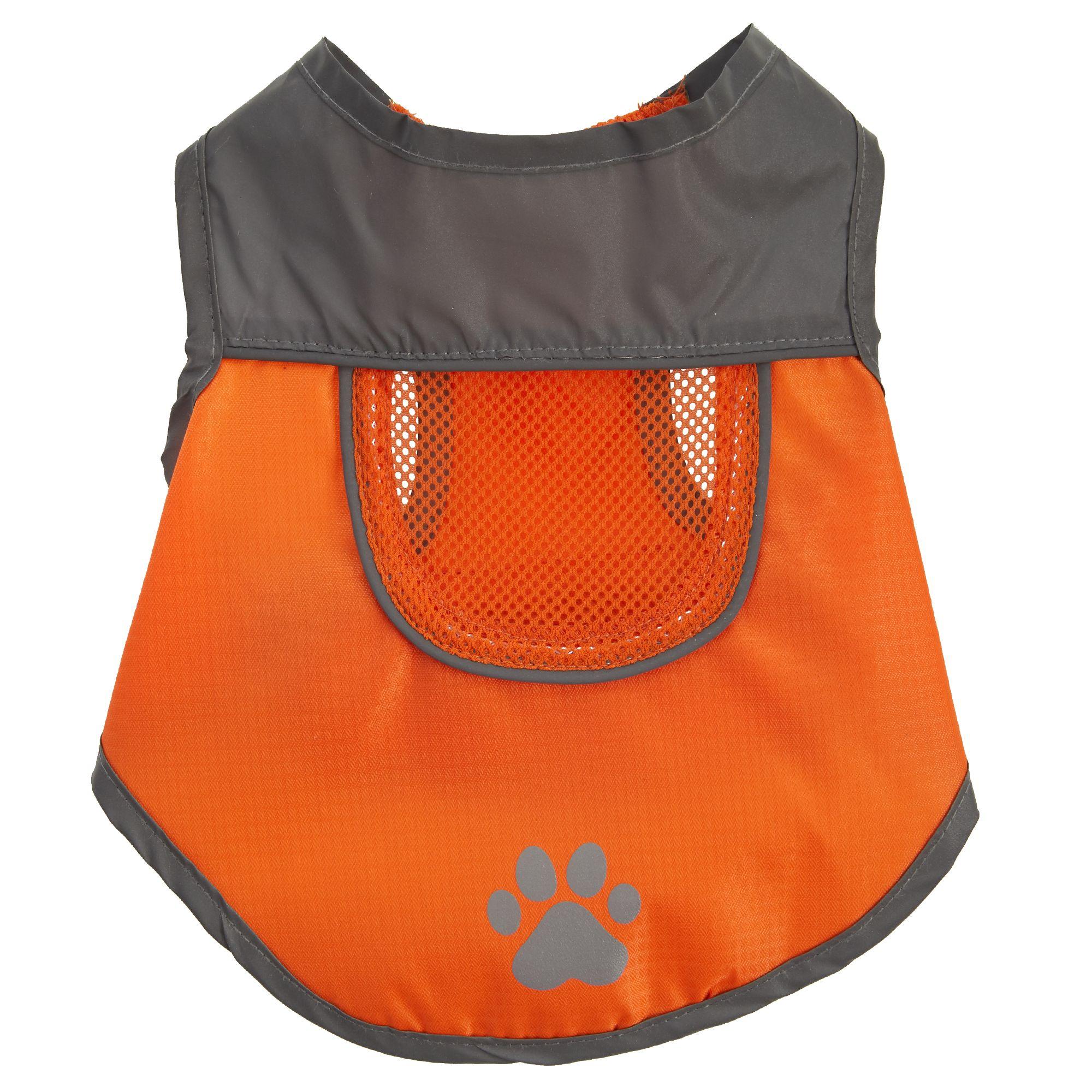 Top Paw Reflective Dog Vest Dog T Shirts Tank Tops Petsmart