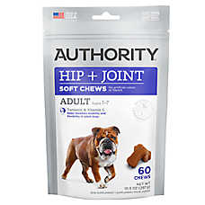 Authority® Hip + Joint Adult Soft Dog Chews