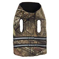 Mossy Oak® Camouflage Reflective Dog Vest
