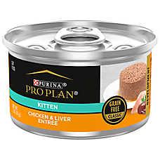 Purina® Pro Plan® TRUE NATURE™ Wet Kitten Food - Grain Free