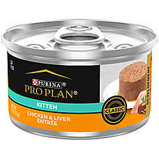 Purina® Pro Plan® Wet Kitten Food - Grain Free