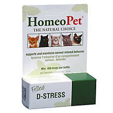 HomeoPet® Feline D-Stress Relief