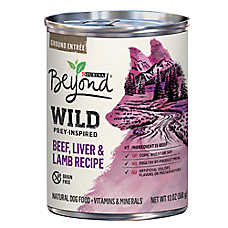 Purina® Beyond® Wild Prey-Inspired Wet Dog Food - Natural, Grain