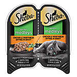 Sheba® Perfect Portions Garden Medleys Chicken & Vegetables Pate Cat Food