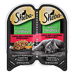 Sheba® Perfect Portions Garden Medley Cat Food - Chicken, Beef & Vegetable