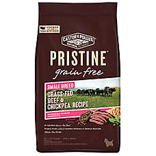Castor & Pollux® ORGANIX® PRISTINE ™ Small Breed Dog Food - Grain Free, Beef & Chickpea