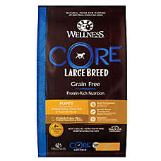 Wellness(R) CORE(R) Large Breed Puppy Food - Natural, Grain Free, Chicken & Turkey