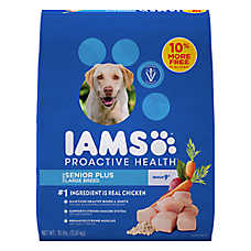 Iams Proactive Health ™ Senior Large Breed Dog Food - Chicken