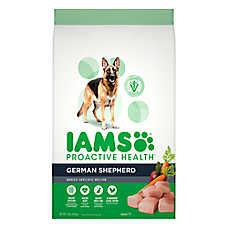 Iams® ProActive Health ™ Adult Dog Food - German Shepherd, Chicken