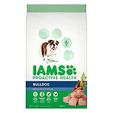 Iams® ProActive Health ™ Adult Dog Food -Bulldog, Chicken