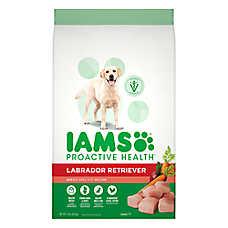 Iams® ProActive Health ™ Adult Dog Food - Labrador Retriever, Chicken
