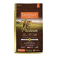 Nature's Variety® Instinct® Ultimate Protein® Cat Food - Grain Free, High Protein, Chicken