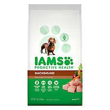 Iams® ProActive Health™Adult Dog Food - Dachshund, Chicken