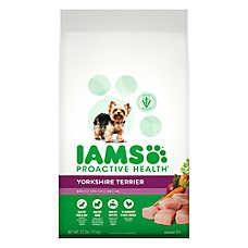 Iams® ProActive Health ™ Dog Food - Yorkshire Terrier, Chicken