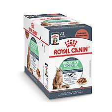 Royal Canin® Feline Health Nutrition Sensitive Digestion Chunk in Gravy Wet Cat Food
