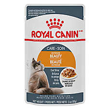 Royal Canin® Feline Health Nutrition Intense Beauty Chunk in Gravy Wet Cat Food