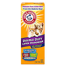 ARM & HAMMER ™  Double Duty Cat Litter - Deodorizer