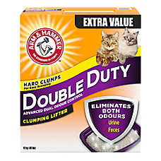 ARM & HAMMER ™ Double Duty Cat Litter - Clumping, Deodorizer