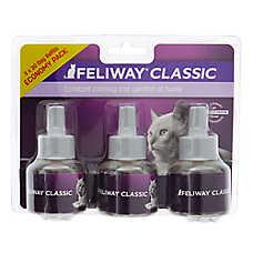 Feliway® Classic Diffuser Refills - 3 Pack