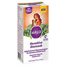 HALO® Sensitive Stomach Supplement for Dogs
