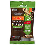 Nature's Variety® Instinct® Raw Boost Mixers Blends Dog Food - Natural, Grain Free, Beef