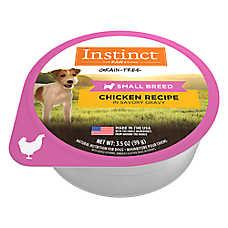 Nature's Variety® Instinct® Savory Gravy Wet Dog Food - Natural, Grain Free