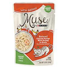 Muse® Broth Wet Cat Food  - Natural, Grain Free