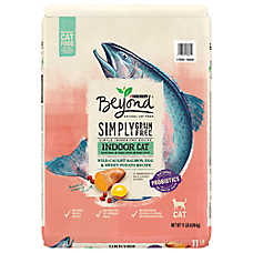 Purina® Beyond Natural Cat Food - Grain Free, Gluten Free, Salmon, Egg & Sweet Potato