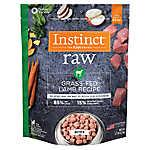 Nature's Variety® Instinct® Frozen Raw Dog Food - Natural, Grain Free, Lamb