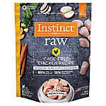 Nature's Variety® Instinct® Frozen Raw Medallions Dog Food - Natural, Grain Free, Chicken
