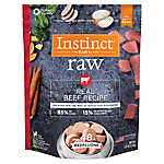 Nature's Variety® Instinct® Frozen Raw Medallions Dog Food - Natural, Grain Free, Beef