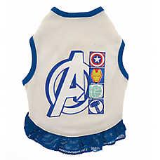 Marvel™ Comics Avengers Tank Pet Dress