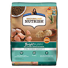 Rachael Ray Nutrish® Bright Puppy Food - Natural, Chicken & Brown Rice
