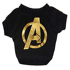 Marvel™ Comics Avengers Infinity Foil Badge Pet Tee