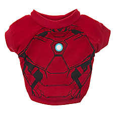 Marvel™ Comics Iron Man Chest Pet Tee