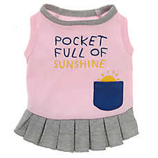 "ED Ellen DeGeneres ""Pocket Full of Sunshine"" Pet Dress"