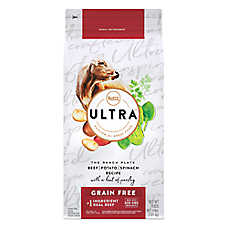 NUTRO ULTRA™ Adult Dog Food - Natural, Grain Free, Beef, Potato, Spinach