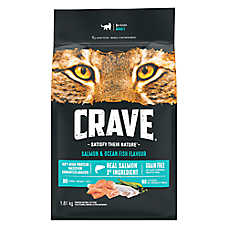CRAVE™ Adult Cat Food - Salmon & Oceanfish