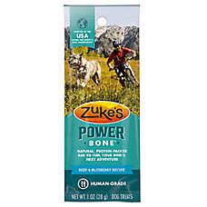 Zuke's® Power Bone Dog Treat - Natural, Huaman Grade