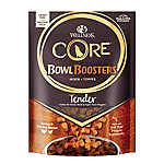 Wellness® CORE® Bowl Booster Tender Dog Food Top - Grain Free, Natural