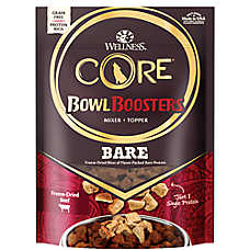 Wellness® CORE® Bowl Booster Dog Food Topper - Grain Free, Natural, Beef