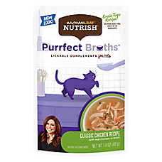 Rachael Ray ™ Nutrish® Purrfect Broths Cat Food Toppers - Grain Free