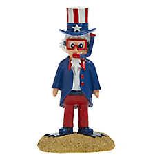 Top Fin® Snorkling Uncle Sam Aquarium Ornament