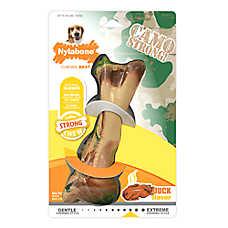 Nylabone® Strong Chew Camo Bone Dog Toy