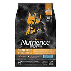 Nutrience® SubZero Small Breed Dog Food - Grain Free, Frasier Valley