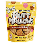 The Lazy Dog Cookie Co. Mutt Mallows Soft Baked Dog Treat - Natural