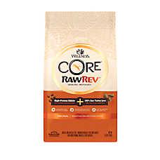 Wellness® CORE® RawRev Cat Food - Natural, Grain Free, Freeze Dried Raw, Turkey, Chicken